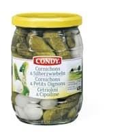 Condy Cornichons Petits Oignons 315g