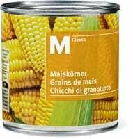 M-Classic Grains de maïs 285g