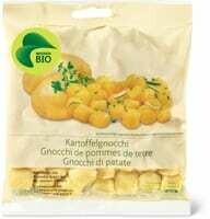 Bio Gnocchis pomme terre 300g