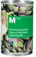 M-Classic Max Hav. Coeurs d'artichauts 240g