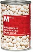 M-Classic Haricots blancs 250g