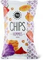 YOU humous chips Paprika 100g