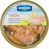Mimare MSC thon avec Poivre - citron 104g