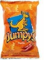 Jumpy's Paprika 100g