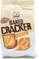 Zweifel baked Cracker paprika 95g