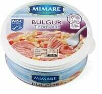 Mimare MSC Salade thon bulgur 250g