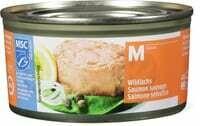 M-Classic MSC saumon 170g
