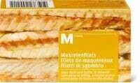 M-Classic Filets de maqueraux 90g