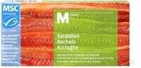 M-Classic MSC Anchois cantabrique 16g