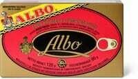 Albo Miettes de thon à la sauce tomate 120g