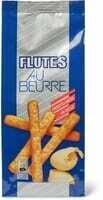Flûtes au beurre 150g