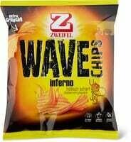 Zweifel Wave Chips Inferno 120g