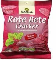 Alnatura cracker Betterave rouge 75g