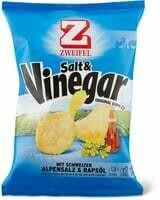 Zweifel Chips Salt&vinegar 175g