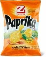 Zweifel paprika 175g