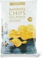 Sélection Salt & Pepper Chips 150g