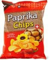 M-Classic XL Chips Paprika