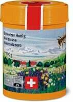 Miel suisse 500g