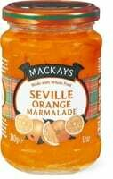 McKays marmelade d'oranges amares 340g