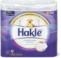 Hakle 9 Pce
