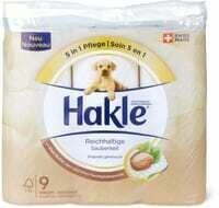 Hakle prop.généreuse Papier hygiénique 9 Pce