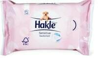 Hakle Lingettes imprégnées Propreté sensible 42 Pce
