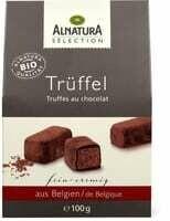Alnatura truffes Au chocolat 100g