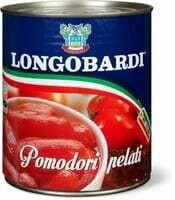Longobardi Tomates pelées 560g