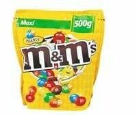 M&M's Peanuts 500g