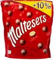 Maltesers +10%