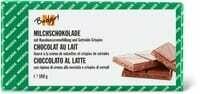 M-Budget Chocolat au lait 100g