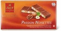Les Exquises Passion Noisettes 100g