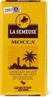 La Semeuse mocca Chocolat au lait 100g