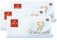 Lait extra fin 3 x 100g
