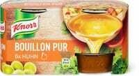 Knorr Bouillon Pur Poulet 168g