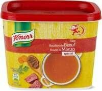 Knorr Bouillon de Boeuf spécial 850g