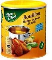Bon Chef bouillon Poule sans graisse 180g