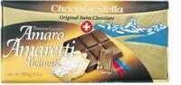 Cioccolato Stella amaro 100g