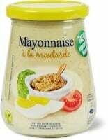 Mayonnaise à la moutarde 350g