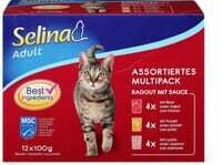 Selina MSC adult Assorti 12 x 100g