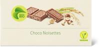 Bio Choco noisettes 100g