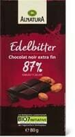 Alnatura noir extra 87% cacao 80g