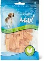 Max snack poitrine de poulet mini 80g