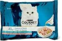 Gourmet Perle Sauce poisson 4 x 85g