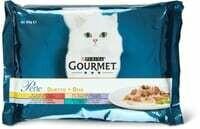 Gourmet Perle Duetto di carne 4 x 85g