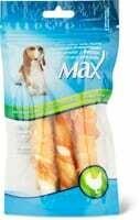 Max snack bâtonnets Mastiquer av. poulet 120g