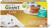 Gourmet Gold Les timbales 4 x 85g