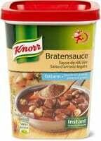 Knorr sauce rôti pauvre en graisse 230g