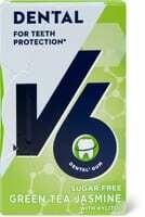 V6 dental care Green tea Jasmin 24g