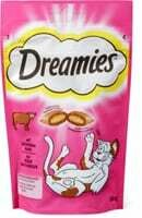 Dreamies Boeuf 60g